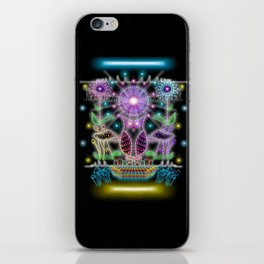 The Owl Is Lost iPhone Skin