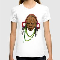 africa T-shirts featuring AFRICA by ZE-DESIGN