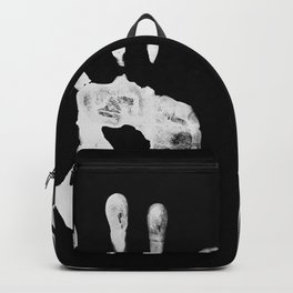My hand & foot Backpack