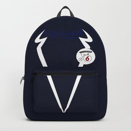 Come in Number 6 Backpack