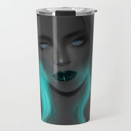 beaming light Travel Mug