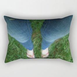 CATERPILLAR ACTION Rectangular Pillow