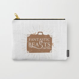 Beasts and where to HIDE them Carry-All Pouch