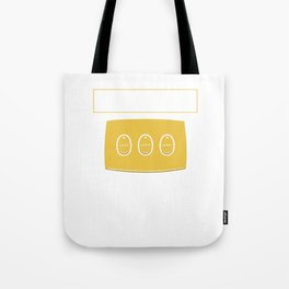 Switches Be Trippin' Funny Hilarious Electrician Electrical Electronics Repairman Tradesman Gift Tote Bag