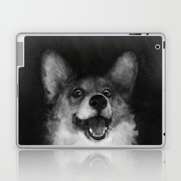 Sausage Fox Laptop & iPad Skin