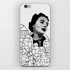 Homes On Parade iPhone & iPod Skin