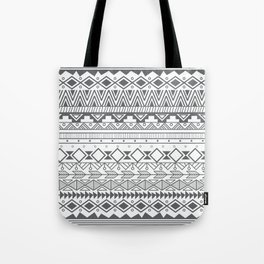 Aztec pattern 004 Tote Bag