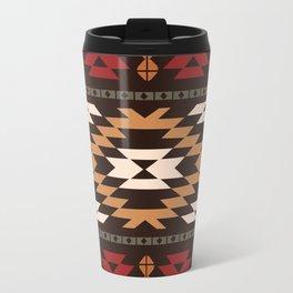 American Native Pattern No. 38 Travel Mug