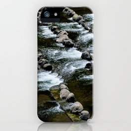 Slow Flow iPhone Case