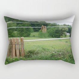 Pins Rectangular Pillow