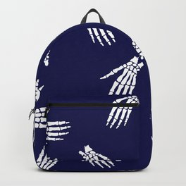 Anatomical Hand Bones Backpack