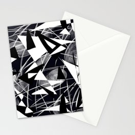 Muted Chaos Stationery Cards