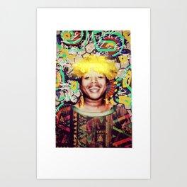 MOTHA Art Print