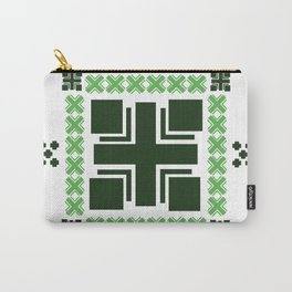 Ethnic folk ornament           Carry-All Pouch