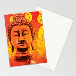 Buddha - A Deep Meditation Stationery Cards