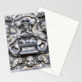 Guards Of The Tomb Stationery Cards