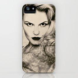 Jennifer Morrison iPhone Case