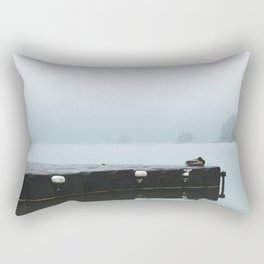 quack Rectangular Pillow