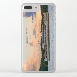 Mount Washington Clear iPhone Case