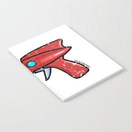 Ray Gun Notebook