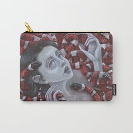 Serpentine Dreams- Print Version Carry-All Pouch