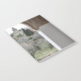 Window to Granada Notebook