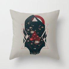 Fast Forward Throw Pillow