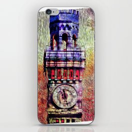 Bromo Seltzer Surrealistic iPhone Skin