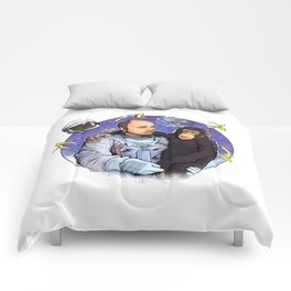 Karl Pilkington - An Idio In Space Comforters