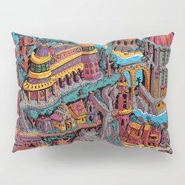 Mumbo Jumbo City (Color) Pillow Sham