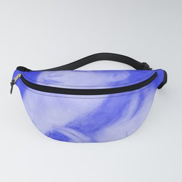 Japanese Porcelain Young Woman Braiding Her Hair Fanny Pack