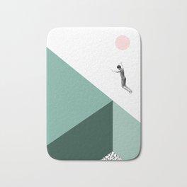 Minimal. Modern. Concept Art. Bath Mat
