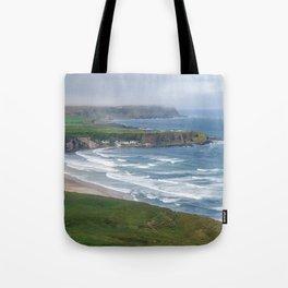 Irish Coast - Travel Photography - Ireland Tote Bag