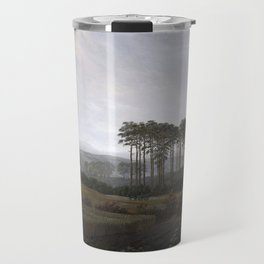 Caspar David Friedrich - The Times of Day - The Afternoon Travel Mug