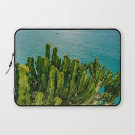 Amalfi Coast Cactus Laptop Sleeve