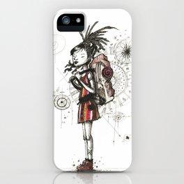 Nomad, ready. iPhone Case