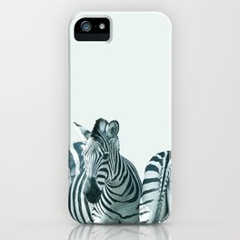Monochrome - contrasts iPhone Case
