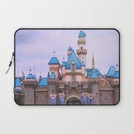Sleeping Beauty Castle Laptop Sleeve