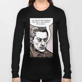 Peter Stillman Long Sleeve T-shirt