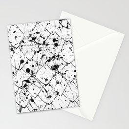 Nikita - white Stationery Cards