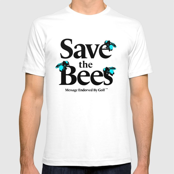 24a643dc43e7 SAVE THE BEES - GOLF WANG T-shirt by zarious