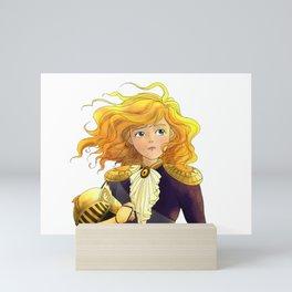 Tammy Wurtherington: Freedom Fighter Mini Art Print