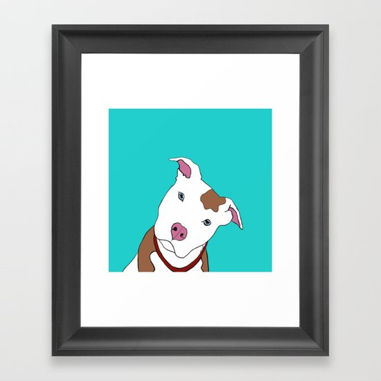 Pit bull by melindatodd