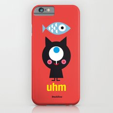 Uhm...Cat Slim Case iPhone 6s