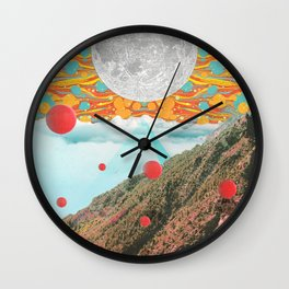Cinematik Wall Clock