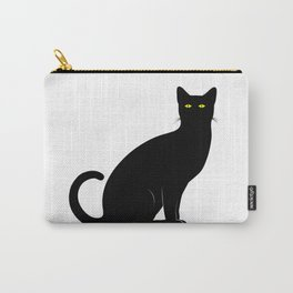 BLACK CAT DESIGN Carry-All Pouch