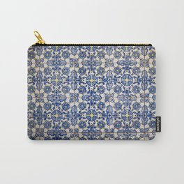 Old tiles pattern Carry-All Pouch
