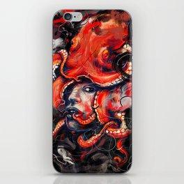 Empress Octo iPhone Skin