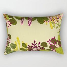 Belle plante Rectangular Pillow