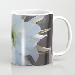 Night Blooming Cactus Coffee Mug